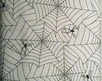 Creepers Peepers Spider Webs Ecru