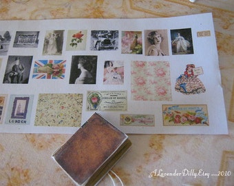 Journal for Dollhouse, add your own memories.
