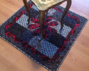 Quilted Accent Rug