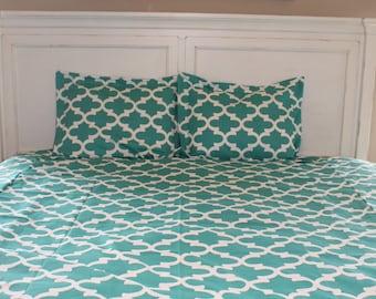 Comforter - Quatrefoil, Fynn - Twin, Full, Queen