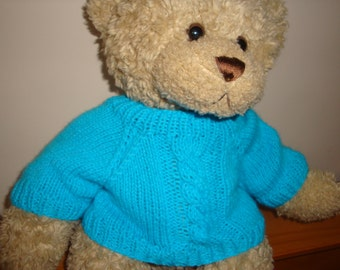 Build A Bear Sweater Pattern To Knit 28