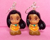 Pocahontas Earrings from Disney's Pocahontas