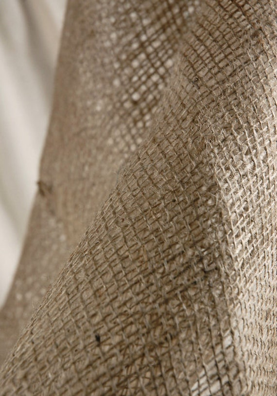 Burlap fabric for your crafts for Burlap fabric projects