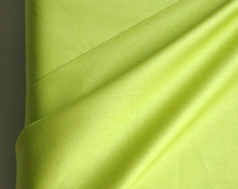 Solid in Lemonade from Art Gallery Fabrics Pure Collection. - ONE FAT QUARTER  Cut