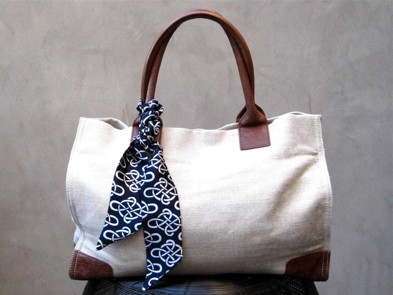 handbag scarf purse scarf hair scarf hair wrap neck bow