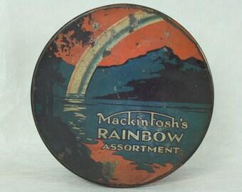 Mackintosh's Rainbow Assortment Tin