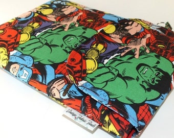 iPad Mini Sleeve iPad Mini Case Cover Padded iPad Mini Marvel COMIC, The Avengers