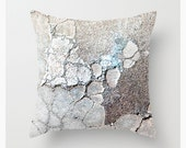 StoneVision Terracotta, Throw Pillow Cover, Decorative, Home & Living Décor, Nature, Abstract, Etsy ArtBJC