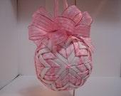 Beautiful Breast Cancer Awareness Ornament