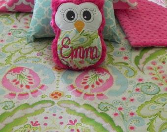 Custom Listing for Shino - Kumari Toddler Bedding Set -