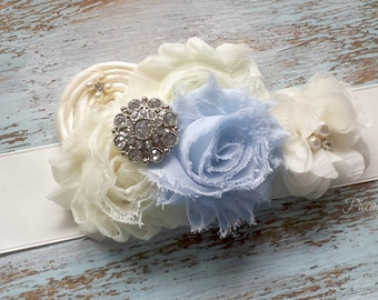 Light Blue Bridal Sash, Flower Girl Sash, Maternity Sash, Bridesmaid Sash, Custom Sash, Flower Sash, Wedding Dress Sash, Satin Bridal Sash