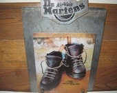 Vintage Doc/Dr.Martens Shoe Store Advertising Display/Sign