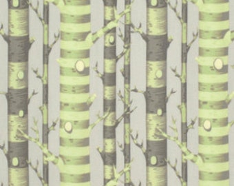 Bumble - Forest Stripe in Sprout - PETP003.8SPRO - 1/2 Yard