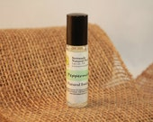 Peppermint Roll-On - 100% Natural -  Essential Oil Perfume
