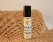 Peace & Tranquility Roll On / Essential Oil Roll On/ 100% Natural / Essential Oil Perfume