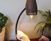 Industrial Skull Lamp