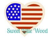 America Beautiful vector  svg - 2 x digital SVG file in line format and color format. JPEG and PNG files.