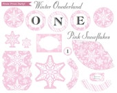 Winter Onederland Girl Pa...