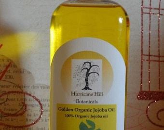 SALE***Organic Jojoba Oil USDA Certified Organic 4 oz