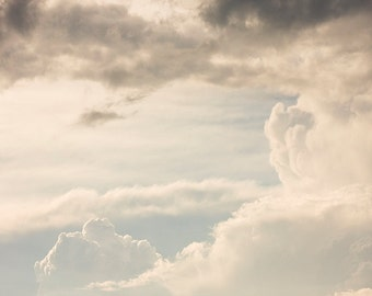 Cloud Photo, Dramatic, Weather, Storm Clouds, Thunderheads, Sky Photograph