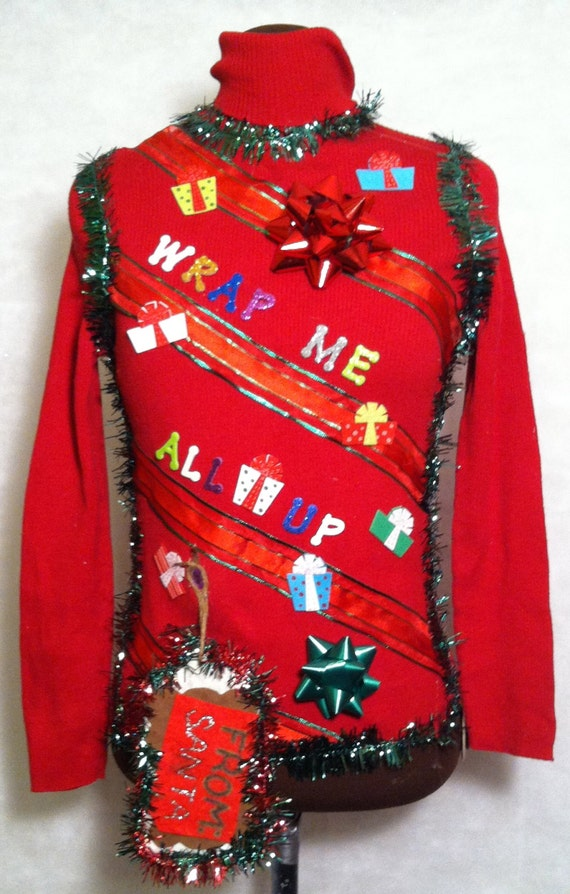 If you're on your way to a holiday party this season, it's your obligation to wear one of our Ugly Christmas Sweaters! Nothing better than inspiring a few,
