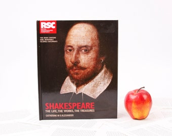 Book iPad Cover- Tablet Case made from a Book- Shakespeare