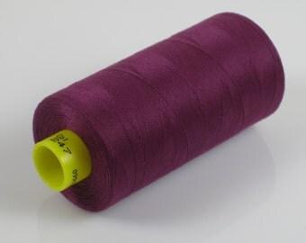 Sewing Thread, Fushia 247 Gutermann Superior Sewing Thread on 1094 Yard Spool