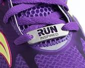 RUN INSPIRED - Running Shoe Tag