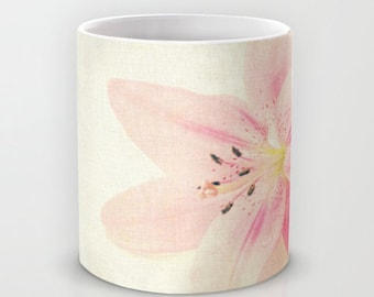Ceramic Mug, Coffee Mug, Unique Mugs, Coffee Cup - Kitchen Decor, Flower, Floral, Pretty Mugs, Gifts for Her, Home Decor, Foodie Gifts