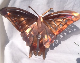 Large Swallowtail Butterfly / Garden Stake