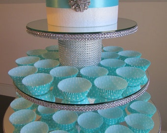 3 Tiered Cupcake Stand