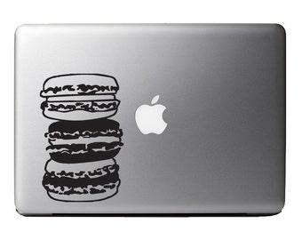 Macaroons Stack Vinyl Decal Sticker Skin for Apple MacBook Pro Air Laptop iPad