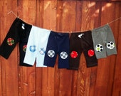 Baby boy pants, Knee Patch Cotton Pants - Pick your own - Coordinate with your Antsy Pants Tie Bodysuit