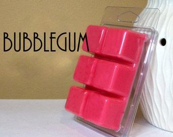 Bubblegum Scented Soy Wax Tarts