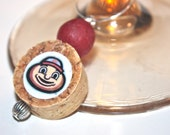 Ohio State - Wine Charms Set of 6