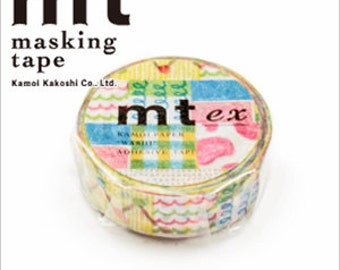 MT Washi Masking Deco Tape EX Crayon