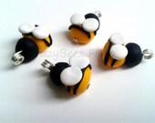 Bee charm (3)