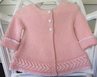 Baby Matinee Sweater