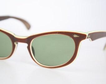 Cat Eye Glasses Vintage Eyewear Retro Glasses Cat Eye Frames
