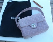 CHANEL bag in excellent condition pre-owned made in France circa 1995's free shipping