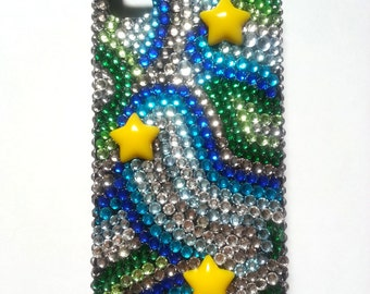 Starry Night Inspired Iphone 4/4s Case