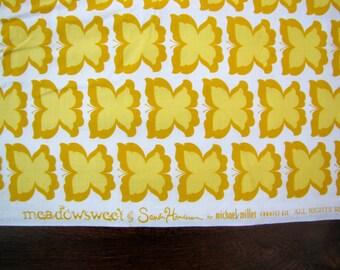 destash Modern Meadow Happy Butterfly maize