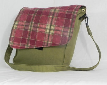single pannier/ messenger  bag/ bike bag