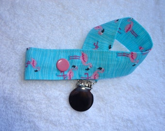 Any ONE Print Pacifier / Binky / Passy / Toy Holder