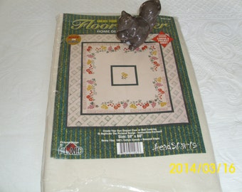 Vintage Plaid Company-Cotton Canvas-Floor/Wall Covering Decoration-Project/Craft/Create