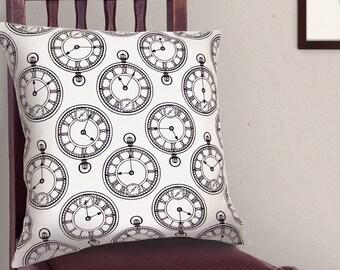 Pocket Watch Cushion