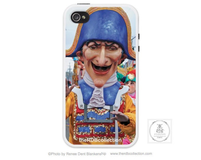 Mardi Gra Napoleon Phone Case