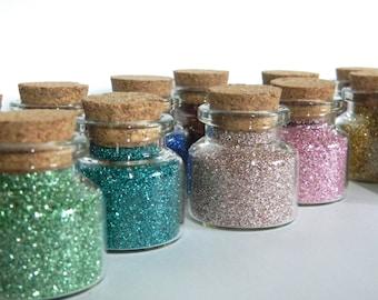German Glass Glitter - Choice of 2 bottles 1/2 oz each