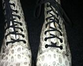 Vintage Original from england Rare Doc Marten boots UK4/US6