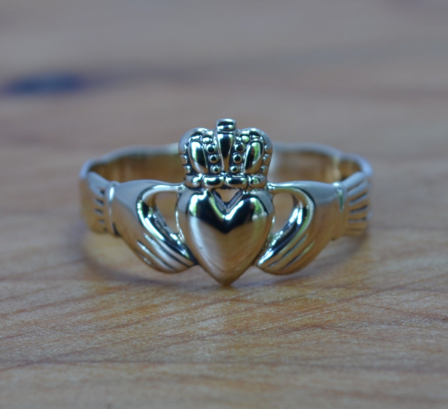 claddagh engagement ring - photo #29